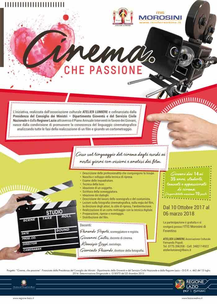 Cinema-che-passione