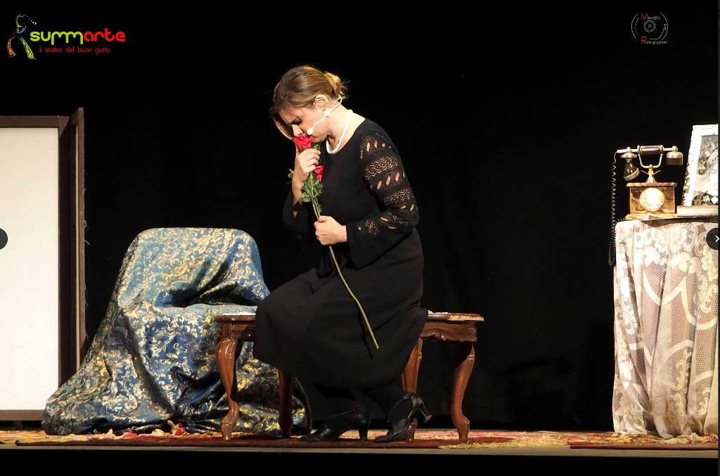 Debora Caprioglio Callas D'Incanto