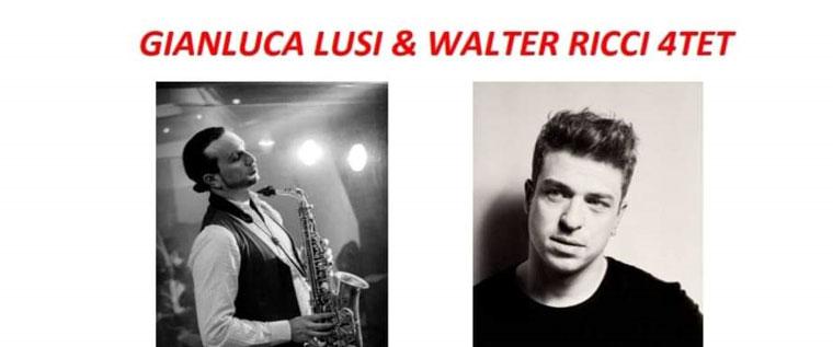 Ganluca Lusi & Walter Ricci 4tet
