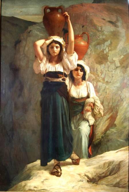 Le ragazze di Alvito di Hébert