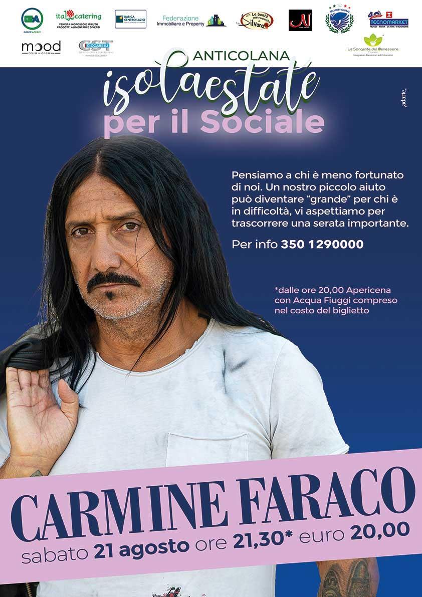 Isola Estate Carmine Faraco