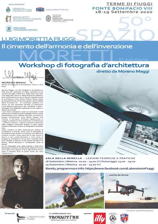Workshop Spazio Moretti