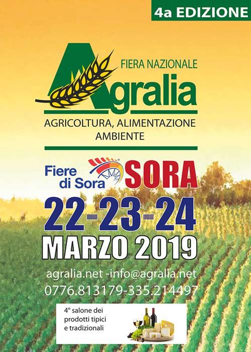 Agralia Sora 2019