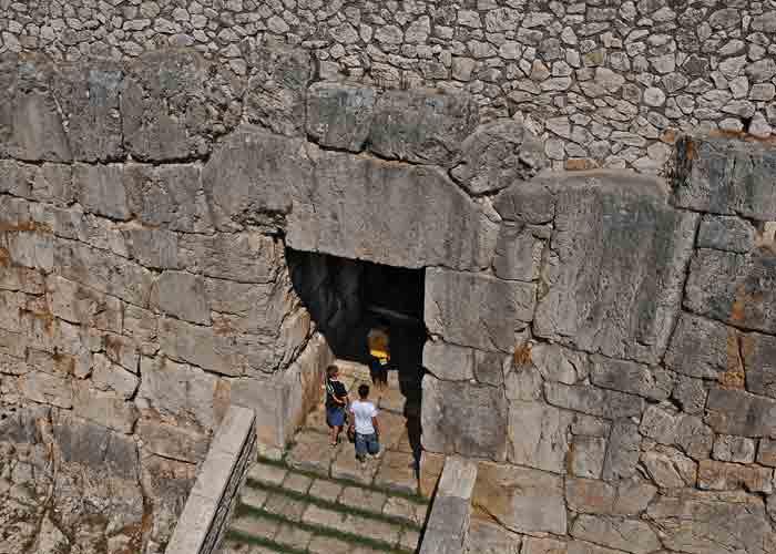 Alatri Porta Maggiore dell'Acropoli