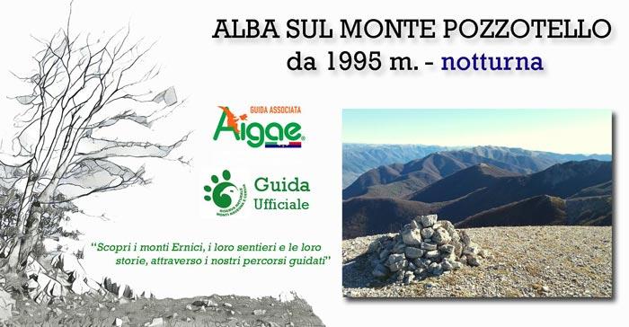 Monte Pozzotello Ernici