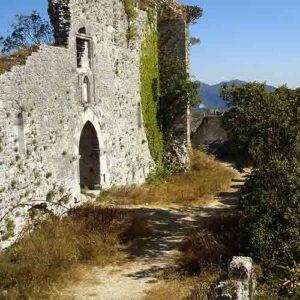 Alvito Ruderi Castello