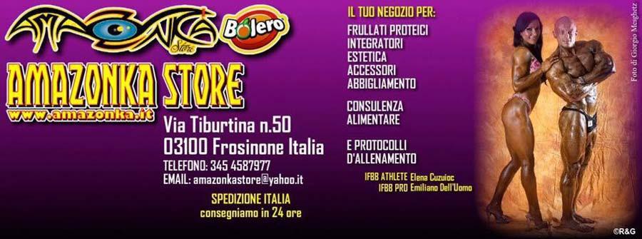 Amazonka Store Frosinone
