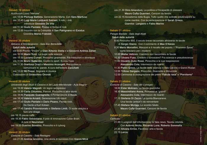 Anticontemporaneo Programma