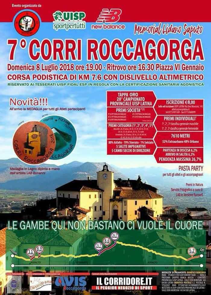 ASD Rccagorga Corri