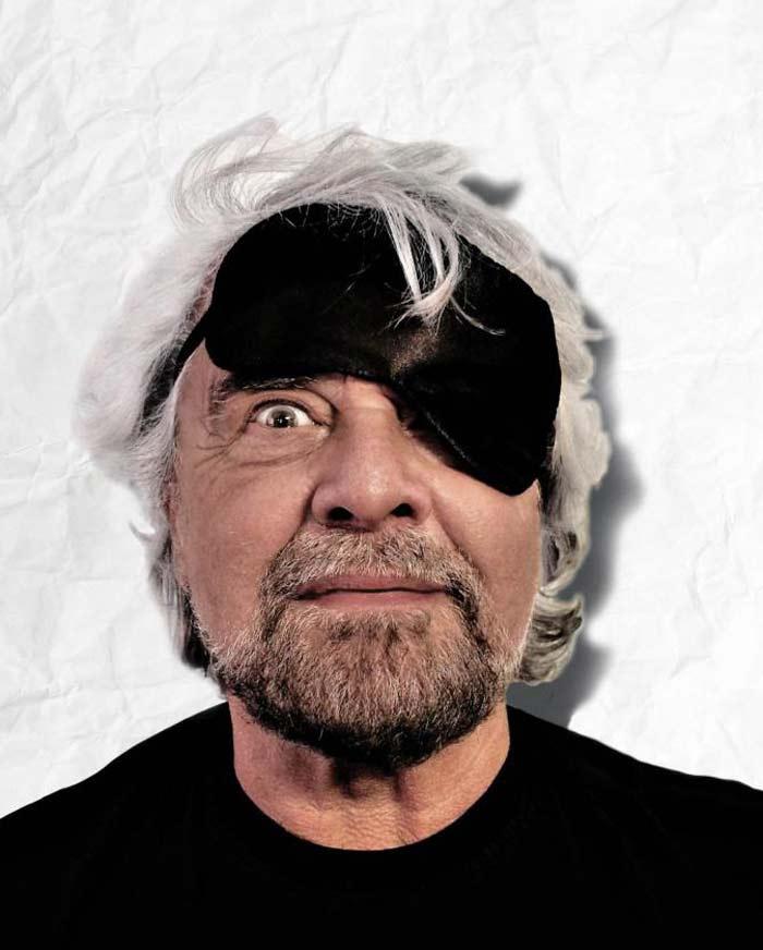 Beppe Grillo Nestor Frosinone