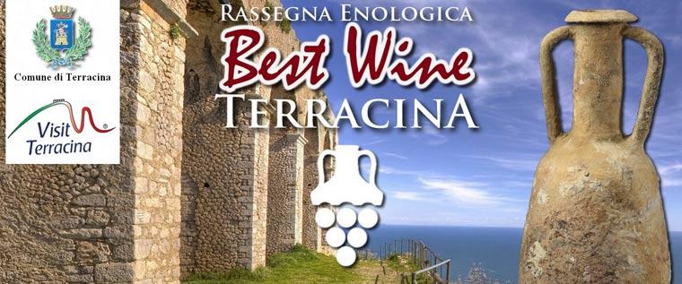Best Wine – Terracina 2019