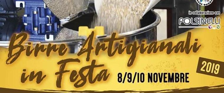 Birre artigianali in festa – Isola del Liri