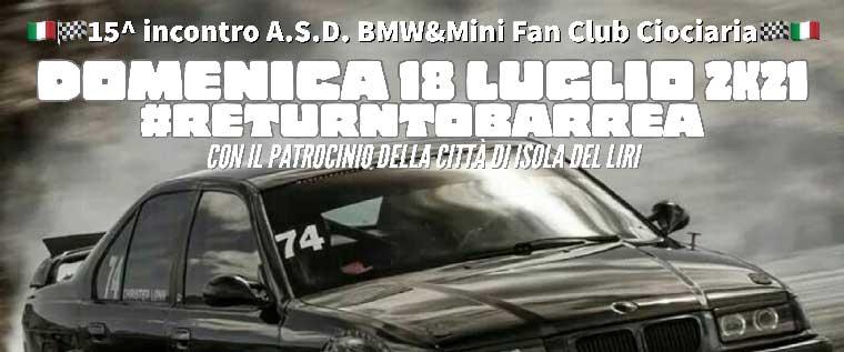 Incontro Bmw&Mini Fan Club Ciociaria