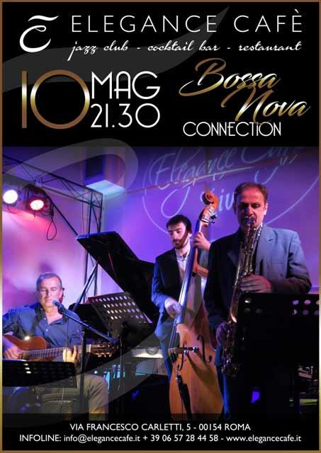 Bossa Nova Conncection Locandina