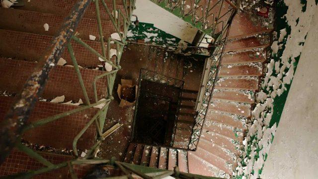 Angoli, linee, scale: la Ciociaria raccontata dagli scatti di Sandro Figliozzi