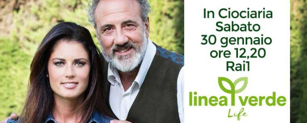 Linea Verde in Ciociaria, il 30 gennaio su Rai Uno