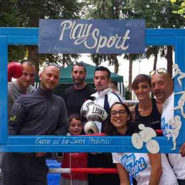 Fiuggi: tanti giovani a PlaySport