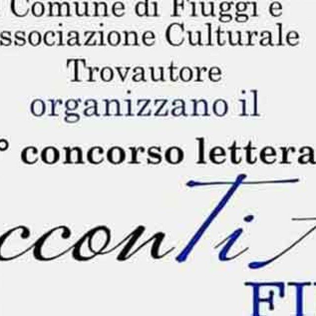 Al via il concorso letterario RaccontiAmo Fiuggi. Iscrizioni entro il 2 maggio.