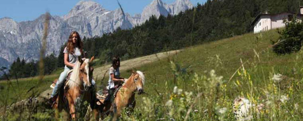 A cavallo tra le bellezze della Ciociaria