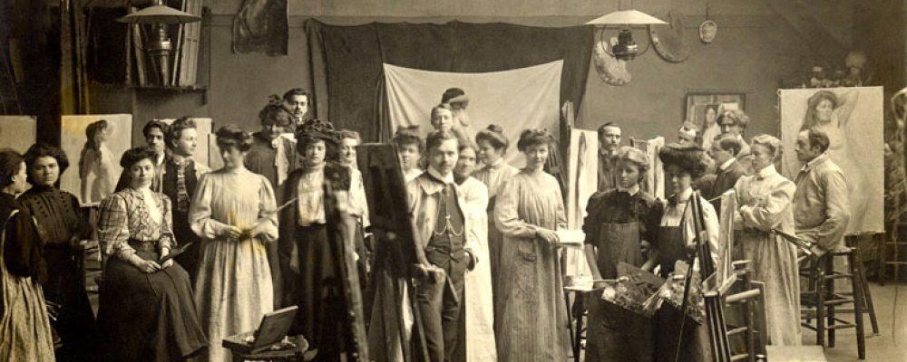 """Il museo """"Académie Vitti"""" ad Atina, tocco parigino in Val di Comino"""