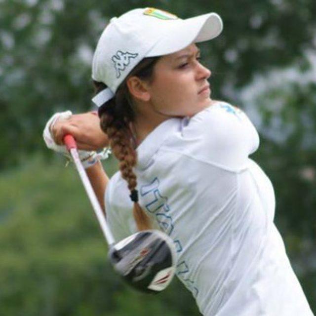 Alessandra Fanali: la giovane golfista fiuggina incanta l'Arizona