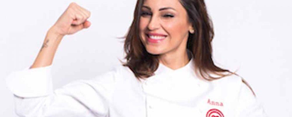 Anna Tatangelo vince Celebrity MasterChef II