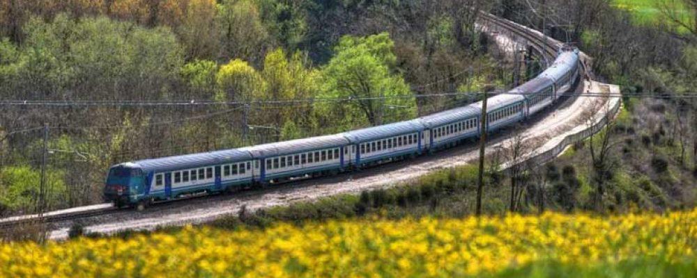 Come arrivare in Ciociaria in Treno