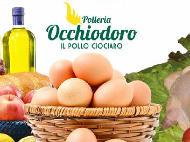 Pollo Ciociaro Occhiodoro Azienda Agricola dal 1960