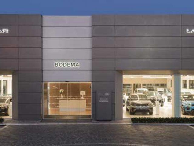 Bodema Auto Concessionaria Jaguar, Land Rover, Mazda