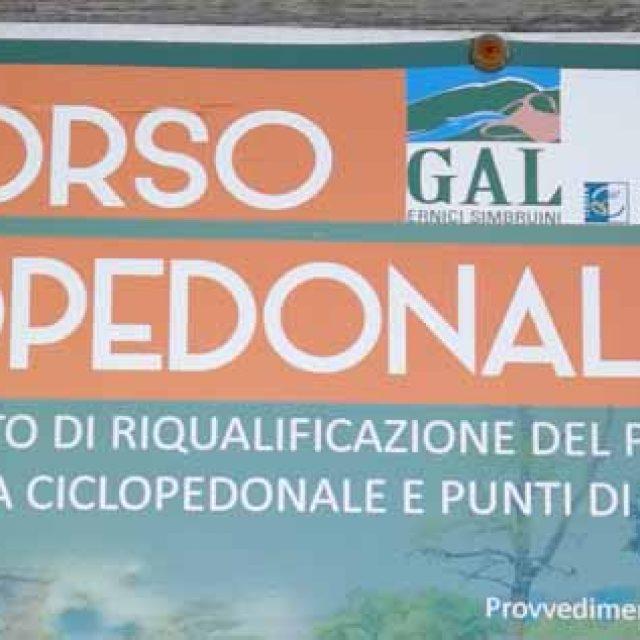 A ritmo lento nella macchia di Vico nel Lazio