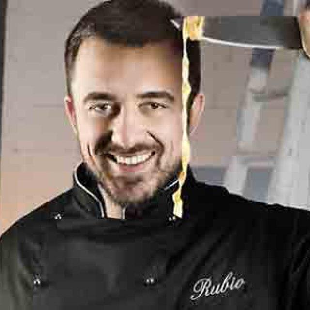 Lo chef Rubio ad Anagni