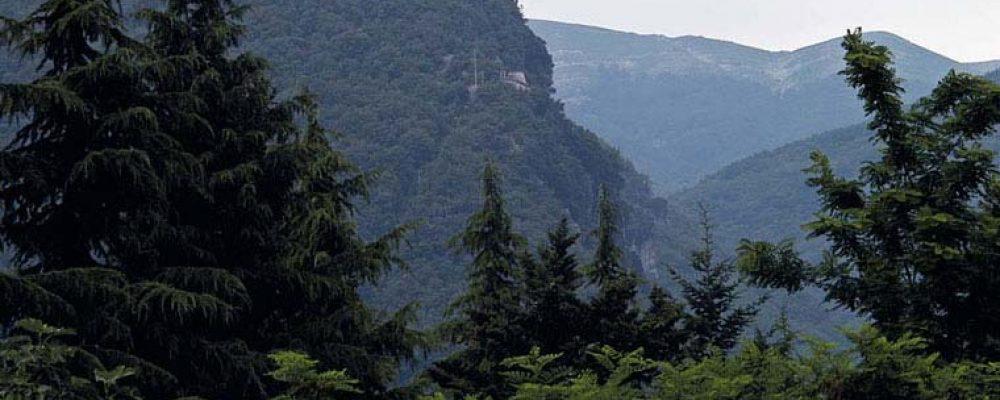 Guarcino, dentro la natura