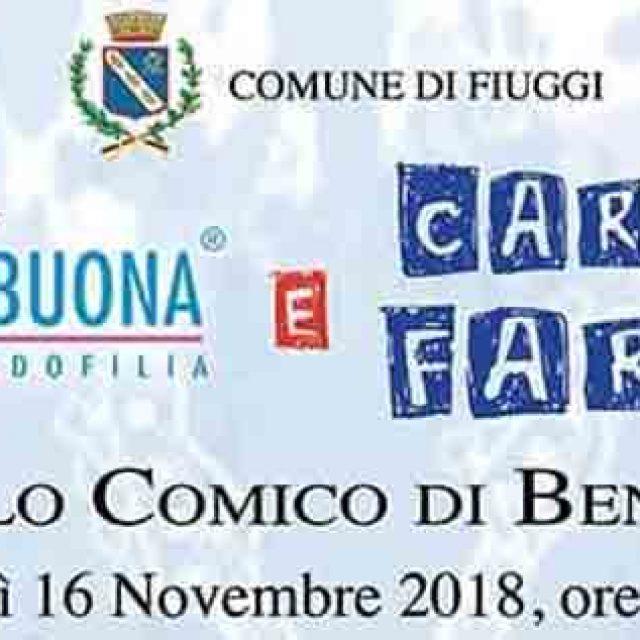 La Caramella Buona presenta lo Show di Carmine Faraco