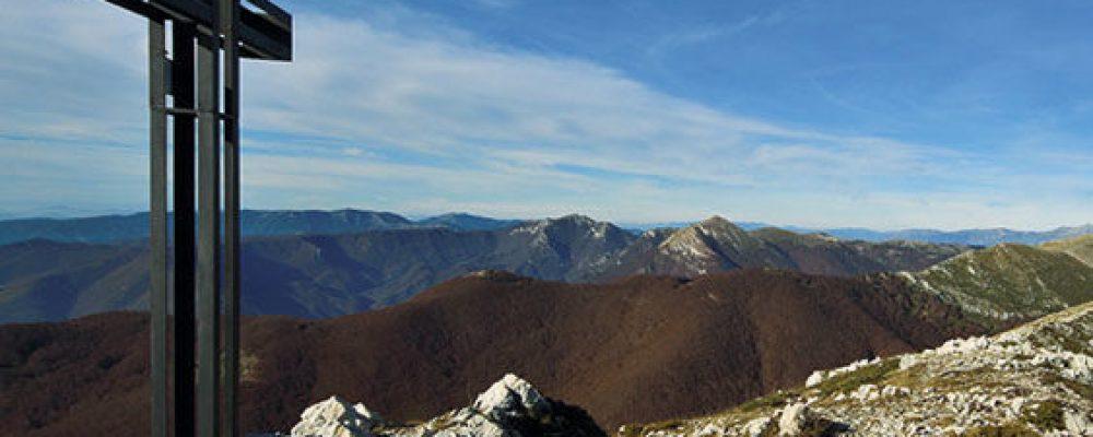 Il CAI di Alatri raggiunge la vetta del Monte Crepacuore
