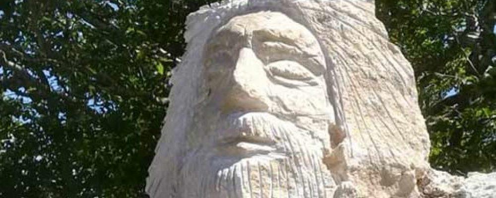 Inaugurato il percorso che porta al Cristo degli Ernici