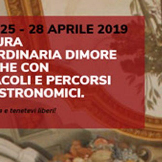 Nuovo appuntamento con le dimore storiche del Lazio