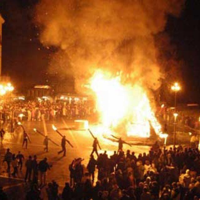 Festa delle Stuzze e Festa di San Biagio