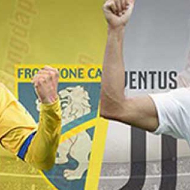Frosinone – Juventus: un match storico