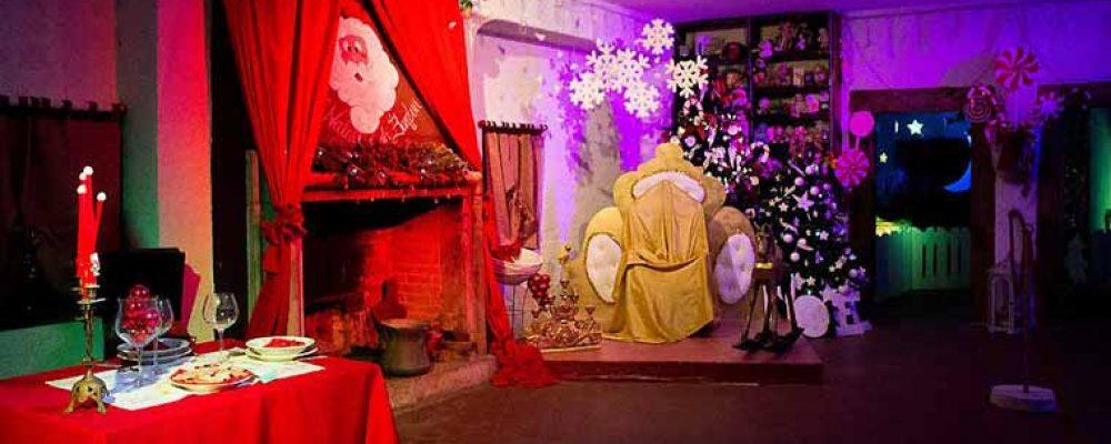 Il Borgo di Babbo Natale Emozioni e Colori