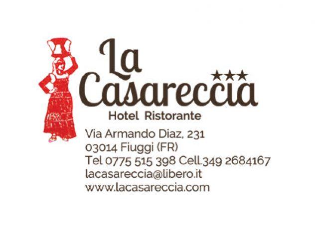 Hotel Ristorante La Casareccia Fiuggi Terme