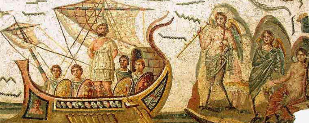 Il Litorale Pontino, un Viaggio nella Mitologia