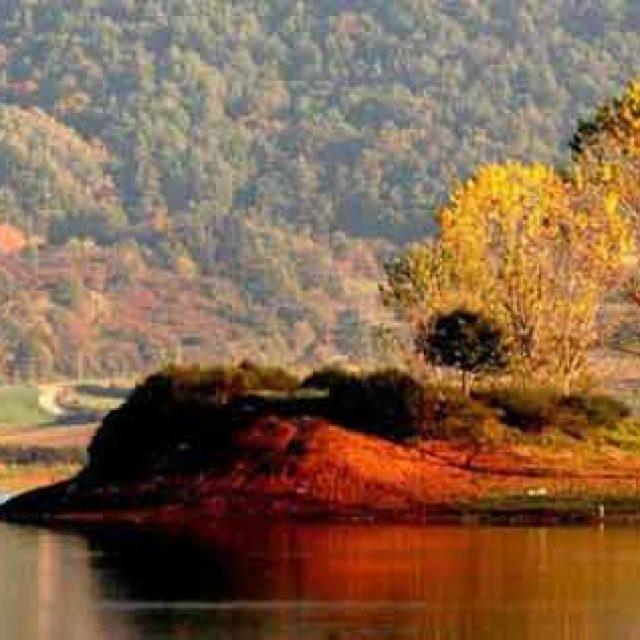 Riserva Naturale del Lago di Canterno