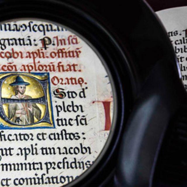 L'incanto della biblioteca di Santa Scolastica, sede della prima tipografia italiana