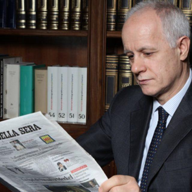 Intervista al direttore del Corriere della Sera Luciano Fontana
