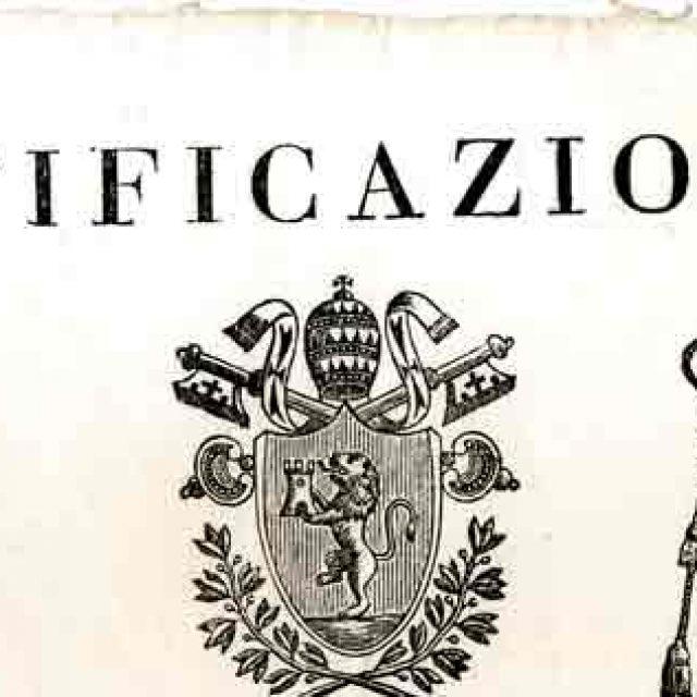 Malattie ed epidemie nell'ottocento pontificio