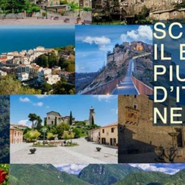 È Castro dei Volsci il borgo più bello d'Italia nel Lazio