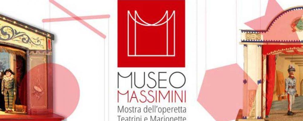 MUSEO MASSIMINI Mostra dell'Operetta Teatrini e Marionette