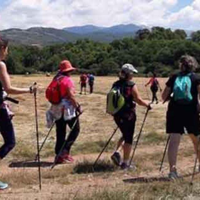 Nordic Walking, la camminata nordica ora anche a Fiuggi