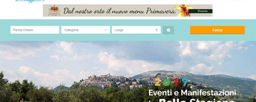Il nuovo portale turistico della Ciociaria, dell'Agro Pontino e dei dintorni