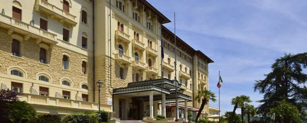 Un progetto nuovo per il Palazzo della Fonte a Fiuggi